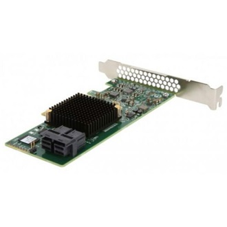 Lsi Logic MegaRAID 9341-8I PCI-E x8 - 8 SAS/SATA RAID vezérlő Single pack