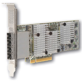 Lsi Logic 9206-16e SGL PCI-E x8 - 16 portos SAS/SATA Host Bus Adapter