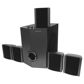 MANTA Fever 5.1 Speaker System MM1580