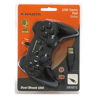 MANTA Rouge Game Pad (MM815)