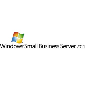 Microsoft Windows Small Business Server 2011 PremAddOn 64Bit HUN DVD 1-4CPU 5 Cal