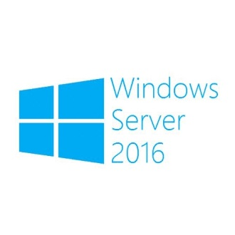 MICROSOFT Windows Server 2016 Standard 64Bit English 1pk DSP OEI DVD 16 Core OEM