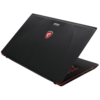 MSI Apache gamer notebook fekete