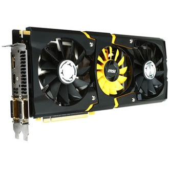 MSI Geforce GTX780 TriFrozr 3GB GDDR5 384bit PCI-E x16