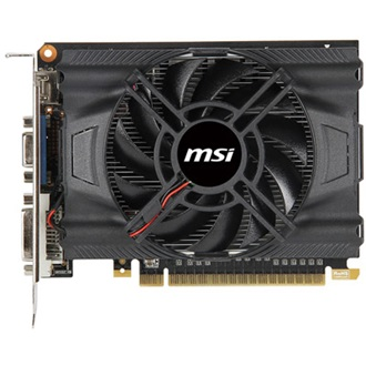 MSI Geforce GTX650 OC 1GB GDDR5 128bit PCI-E x16