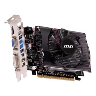 MSI Geforce GT630 1GB GDDR3 128bit PCI-E x16