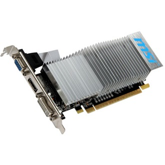 MSI GeForce GT 610 1GB GDDR3 64bit low profile PCI-E x16