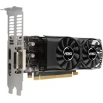 MSI GeForce GTX 1050 2GB GDDR5 128bit low profile grafikus kártya
