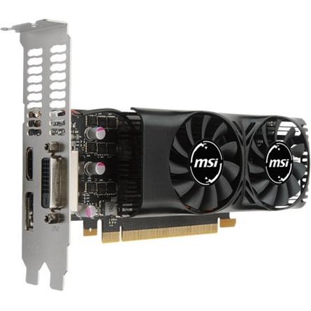 MSI GeForce GTX 1050 2GB GDDR5 128-bit low profile grafikus kártya