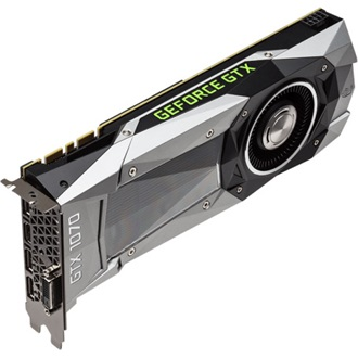 MSI GeForce GTX 1070 Founders Edition 8GB GDDR5 256bit grafikus kártya
