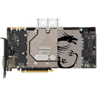 MSI GeForce GTX 1070 Sea Hawk EK X 8GB GDDR5 256bit grafikus kártya
