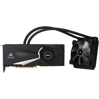 MSI GeForce GTX 1070 Sea Hawk X 8GB GDDR5 256bit grafikus kártya