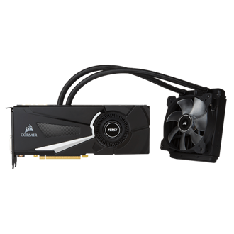 MSI GeForce GTX 1080 Sea Hawk X 8GB GDDR5X 256bit grafikus kártya
