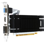MSI GeForce GT 730 2GB GDDR3 64bit low profile grafikus kártya