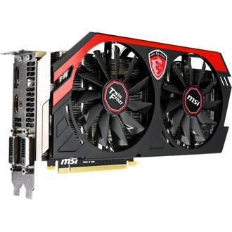MSI GeForce GTX 780 Ti Gaming 3GB GDDR5 384bit PCI-E x16