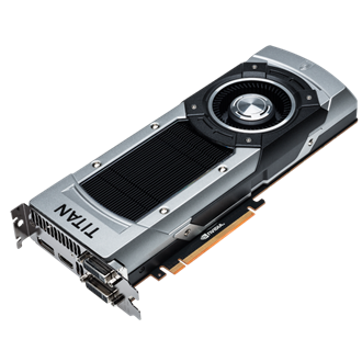 MSI Geforce GTX TITAN BLACK 6GB GDDR5 384bit PCI-E x16