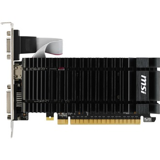 MSI GeForce GT 720 1GB GDDR5 64bit low profile grafikus kártya