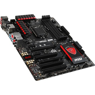 MSI H97 Gaming 3 desktop alaplap