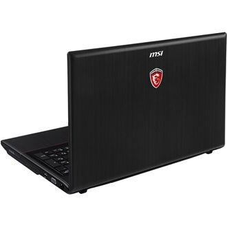 MSI Leopard Pro gamer notebook fekete