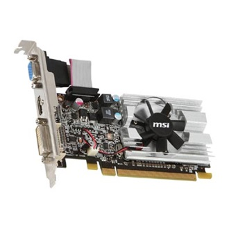 MSI Radeon HD6450 1GB GDDR3 64bit low profile PCI-E x16