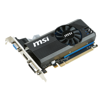 MSI Radeon R7 240 2GB GDDR3 low profile PCI-E x16