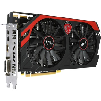MSI Radeon R9 280 Gaming 3GB GDDR5 384bit PCI-E x16