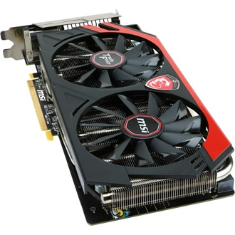 MSI Radeon R9 270X Gaming 4GB GDDR5 256bit PCI-E x16