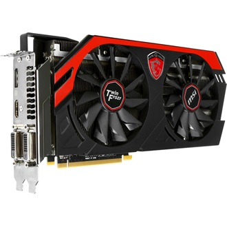 MSI Radeon R9 290X Gaming 4GB GDDR5 512bit PCI-E x16