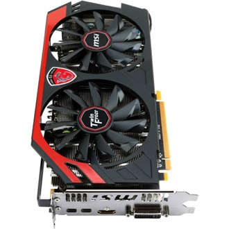 MSI Radeon R9 280X Gaming 3GB GDDR5 384bit PCI-E x16
