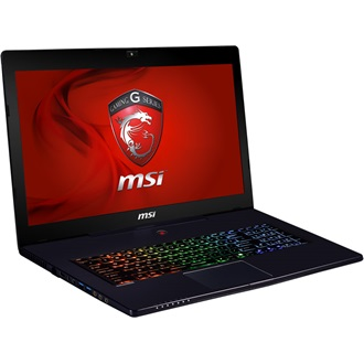 MSI Stealth Pro notebook fekete