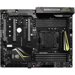 MSI X99A WORKSTATION desktop alaplap