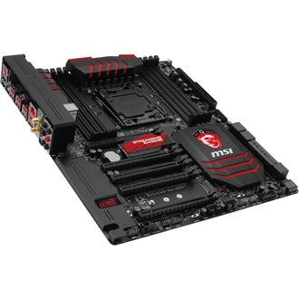 MSI X99S GAMING 9 AC desktop alaplap