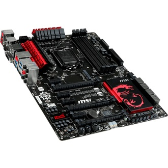MSI Z97-GD65 GAMING desktop alaplap