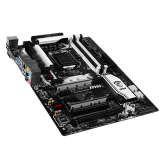 MSI Z170A KRAIT GAMING desktop alaplap