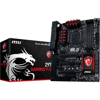 MSI Z97 GAMING 9 AC desktop alaplap