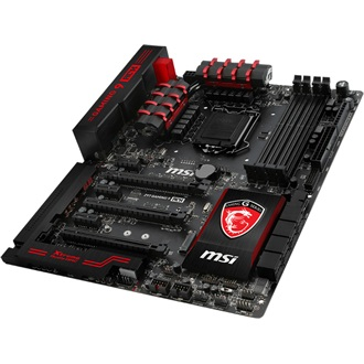 MSI Z97 Gaming 9 ACK desktop alaplap