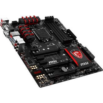 MSI Z97 Gaming 5 desktop alaplap