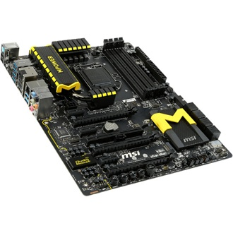 MSI Z97 MPower desktop alaplap
