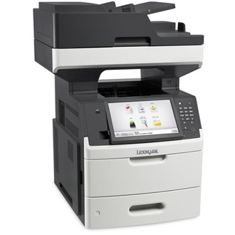 Lexmark MX711DHE 4IN1 MONOLASER A4 70 PPM USB ETH 1 GB