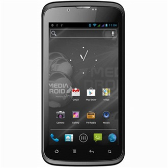 Media-Tech IMPERIUS AERO SLIM 4GB Dual SIM okostelefon fekete