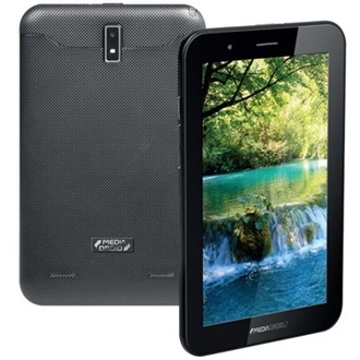 "MEDIA-TECH IMPERIUS SEVEN 3G 7"" 8GB tablet fekete"