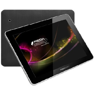 "MEDIA-TECH IMPERIUS  9.7"" 16GB tablet fekete"