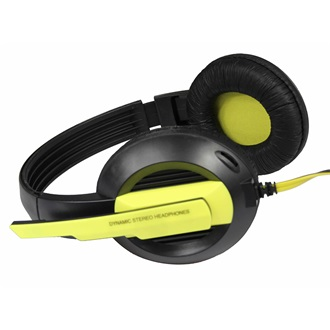 Media-Tech ARCU mikrofonos headset
