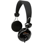 Media-Tech INDUS stereo headset fekete