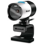 Microsoft LifeCam Studio for Business webkamera ezüst-fekete