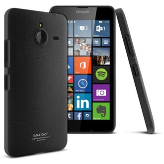Microsoft Lumia 640 XL LTE, Black (Windows Phone)
