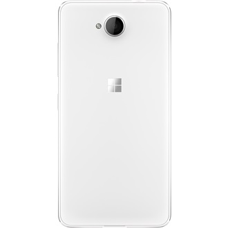Microsoft Lumia 650 Dual SIM, White (Windows Phone)