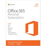 Microsoft Office 365 Personal ENG 1 év Medialess P2 Box