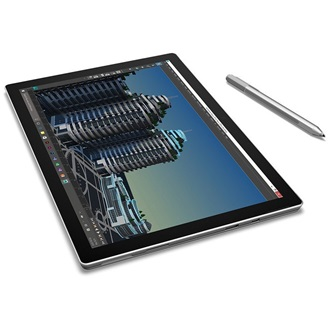 "Microsoft Surface Pro 4 12.3"" 256GB tablet fekete-ezüst"