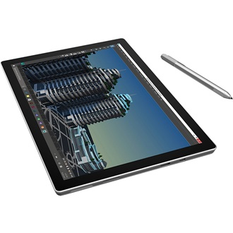 "Microsoft Surface Pro 4 12.3"" 512GB tablet fekete-ezüst"